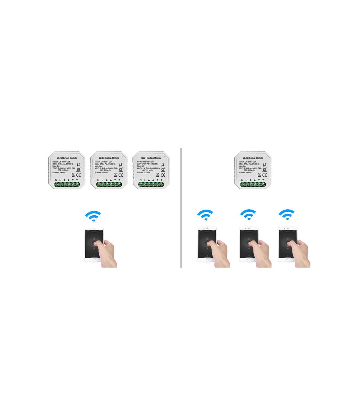 Sterownik rolet TUYA WiFi