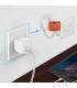 Przekaźnik 2500W ZigBee 3.0 do TUYA i Smart Life