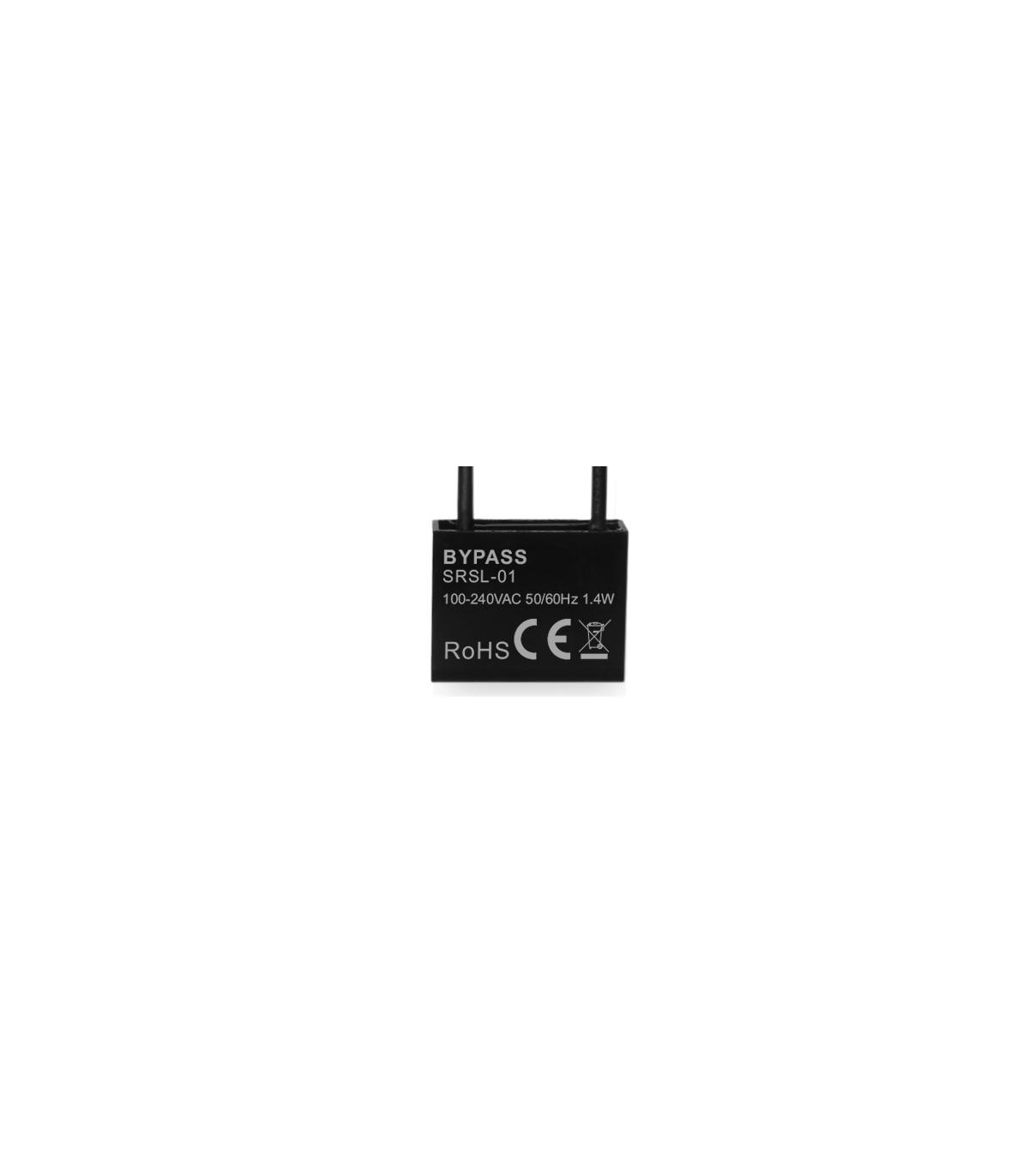 Kondensator do ściemniacza i modułu bez przewodu N