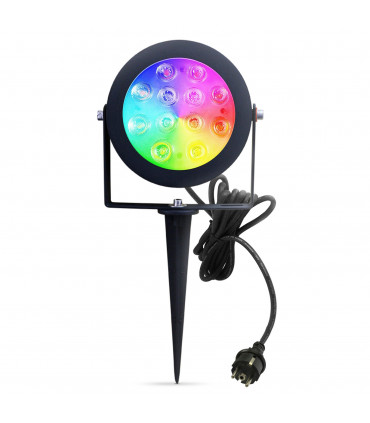 Lampa ogrodowa ZigBee LED RGB CCT Philips Hue Tuya