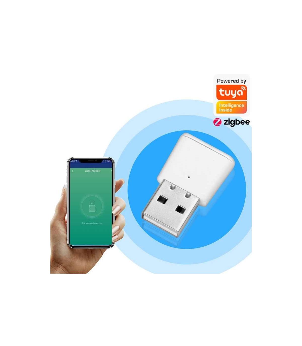 Wzmacniacz sygnału ZigBee do bramek TUYA i Smart Life