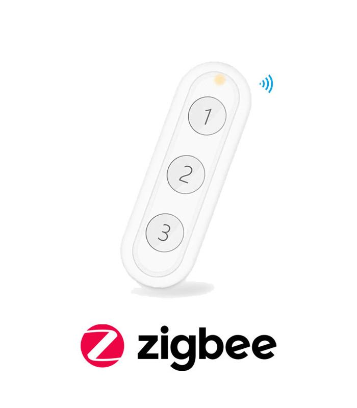 Pilot przycisk ZigBee TUYA Smart Life z uchwytem