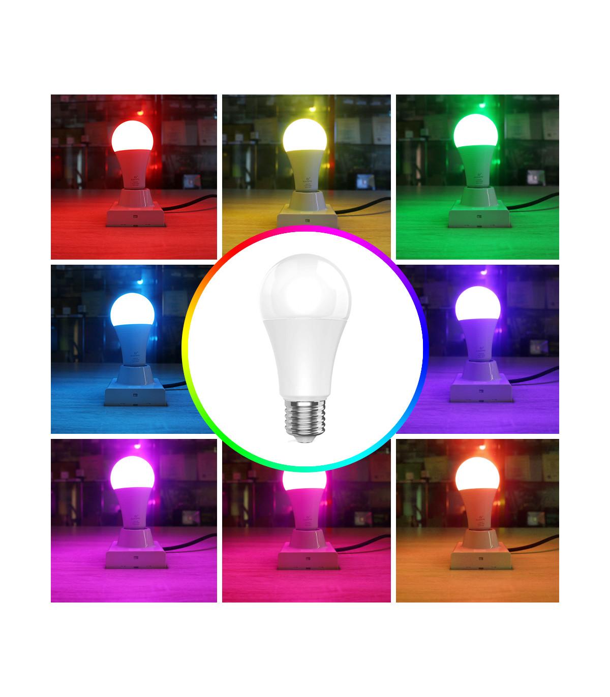 Żarówka RGB LED ZigBee 10W E27 TUYA Hue