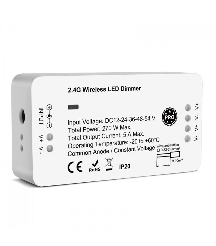 Ściemniacz ZigBee do pasków LED TUYA Hue