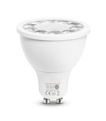 Żarówka LED GU10 4W ZigBee biały + RGB TUYA Hue