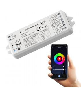 Sterownik WiFi do pasków LED Tuya
