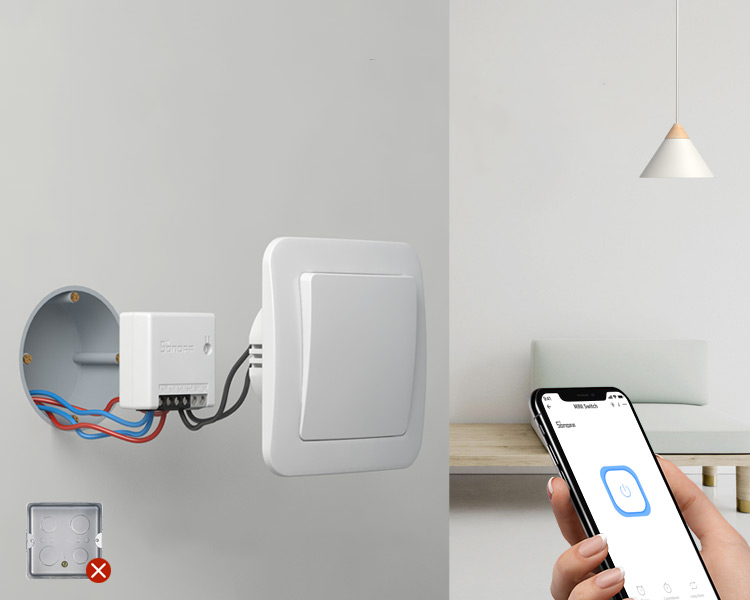 Sonoff ZBMINI Samsung Smartthings