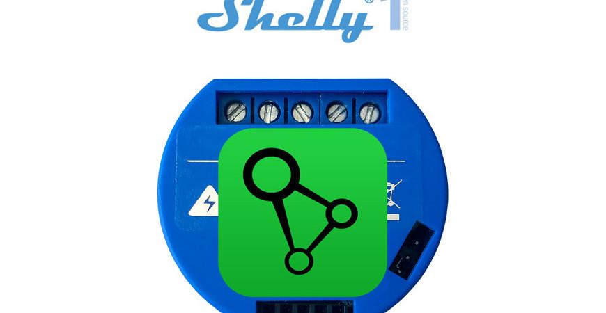 Jak wgrać firmware SUPLA do Shelly 1 za pomocą Raspberry Pi